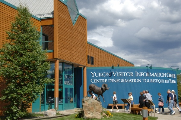 Whitehorse Yukon Visitor Information Centre