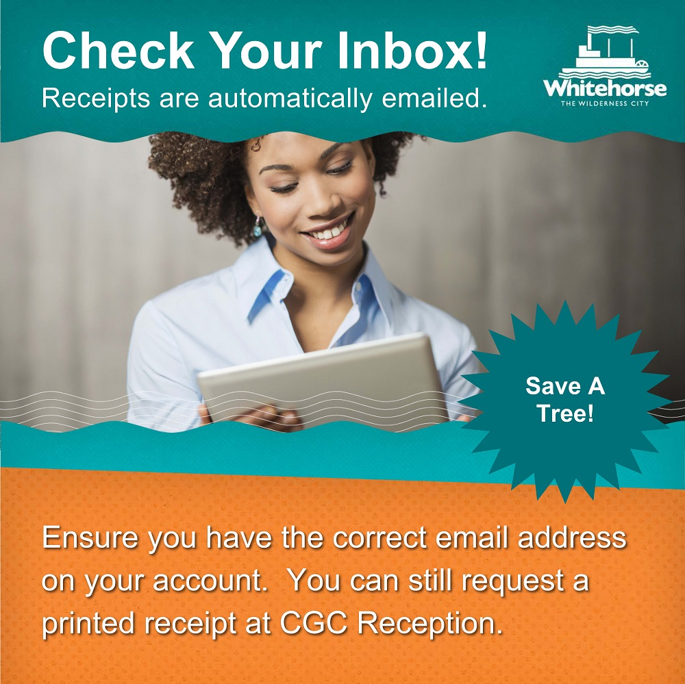 Rec email receipts
